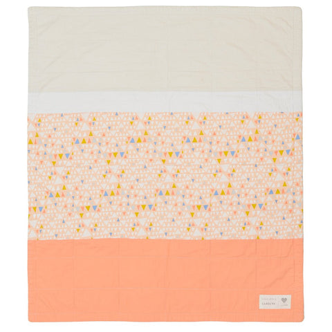 Pre-made Baby Quilt - Desert Sunset