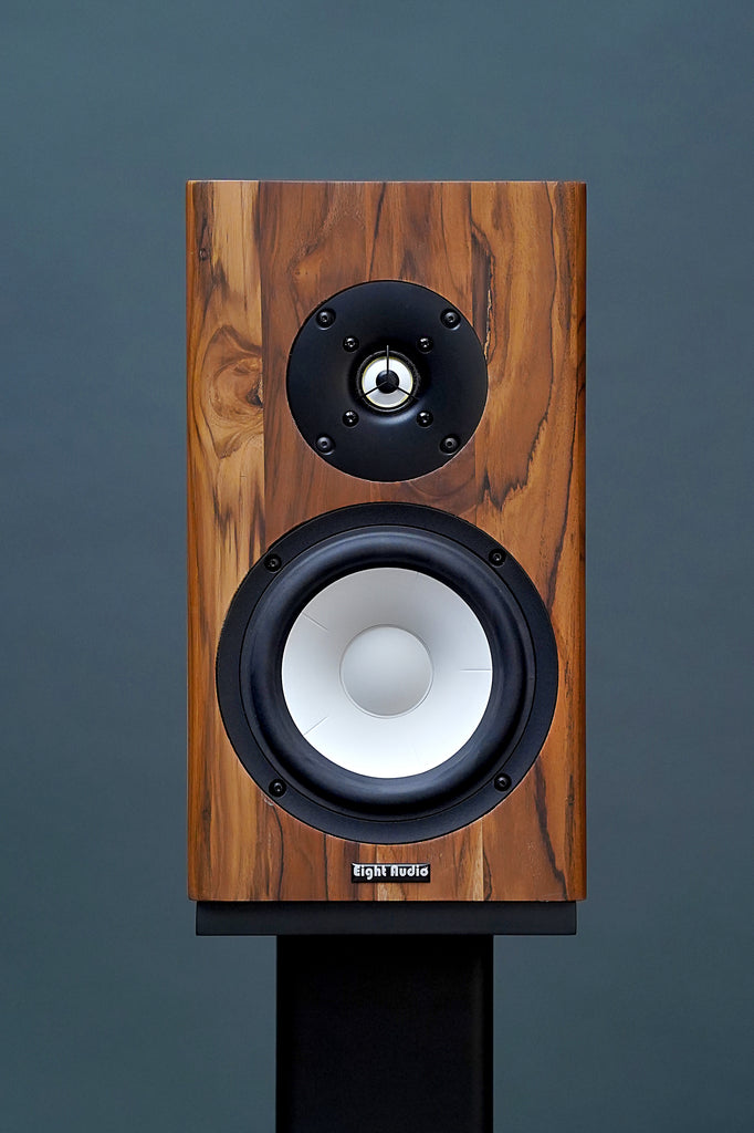 Eight Audio Platina C B17 2-Way Bookshelf Speakers