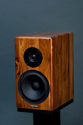 Eight Audio Platina B17 2-Way Bookshelf Speakers