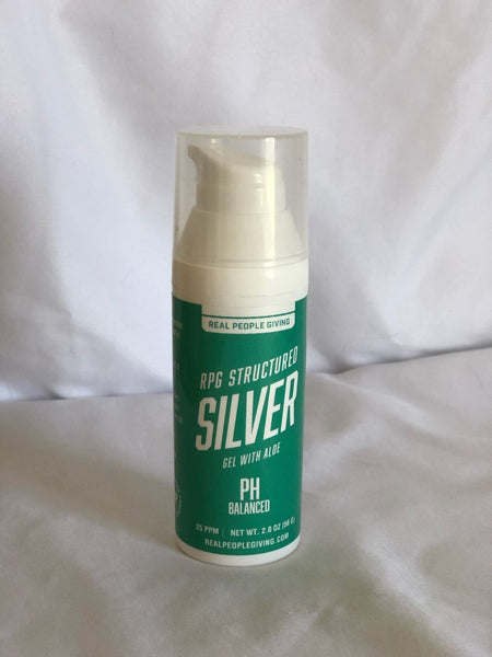 RPG Structured Silver Gel