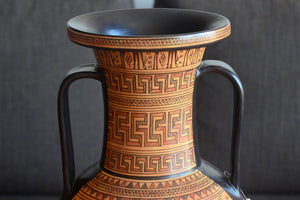 Ancient Greece amphora reproduction, Geometric Style