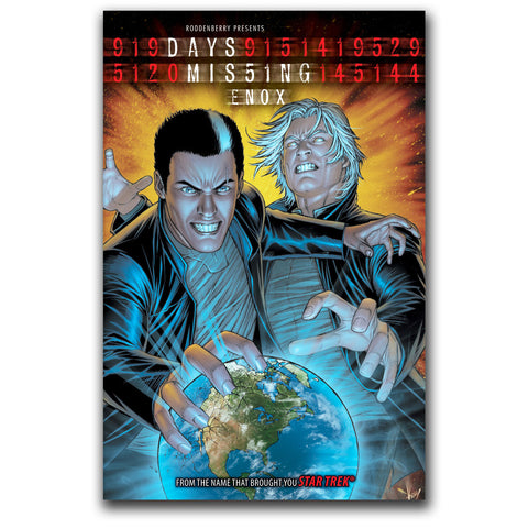 Days Missing Volume 3: Enox