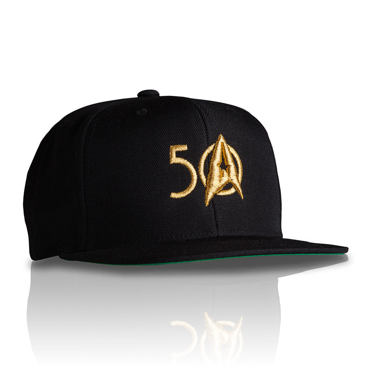 3ce2554b4c Star Trek 50th Anniversary Hat – Roddenberry Shop