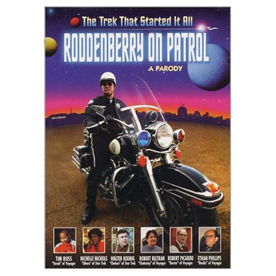 Roddenberry On Patrol DVD
