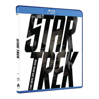 Star Trek: 3 Disc Set (Blu-Ray)