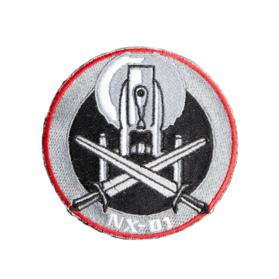 Enterprise NX-01 Crossed Swords Patch