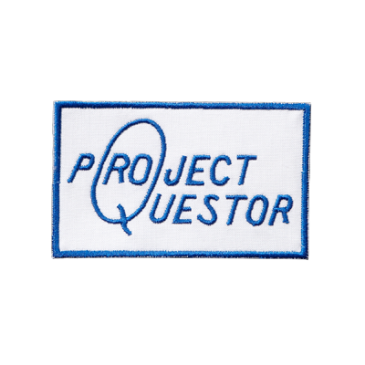 Project Questor Lab Coat Patch