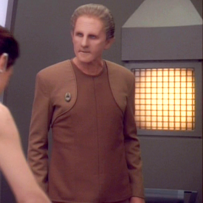 DS9 Bajoran Military Uniform (Male)