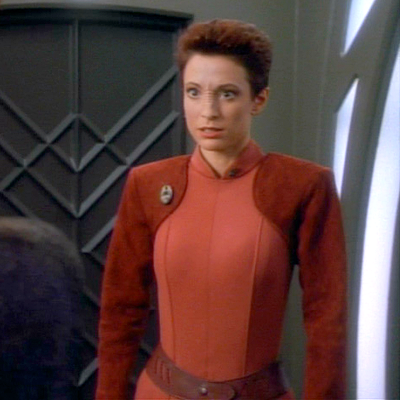 DS9 Bajoran Military Uniform (Female)