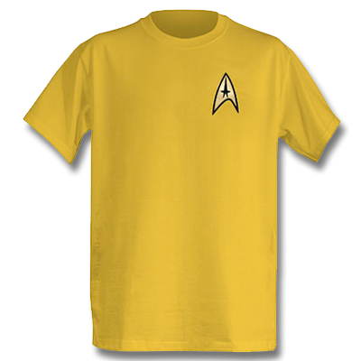 Star Trek Starfleet Command T-Shirt