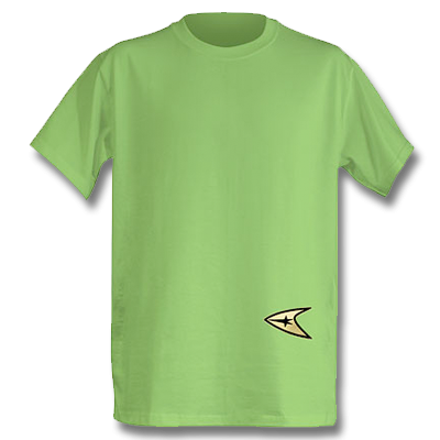 Star Trek Starfleet Command Alternate T-Shirt