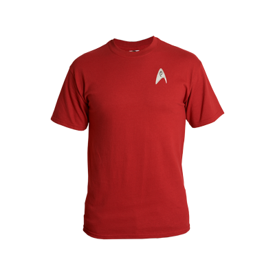 Star Trek Into Darkness Engineering T-Shirt