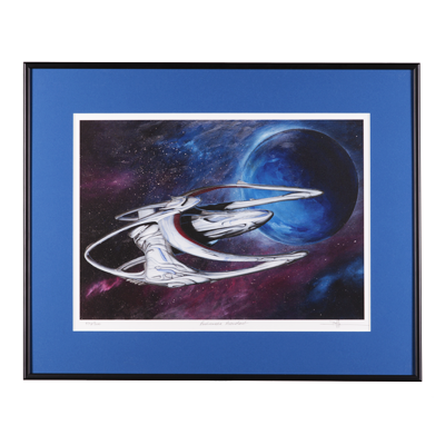 Limited Edition Andromeda Print
