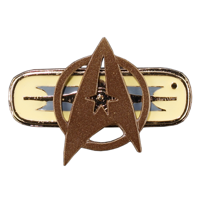 Federation Officer Jacket Insignia