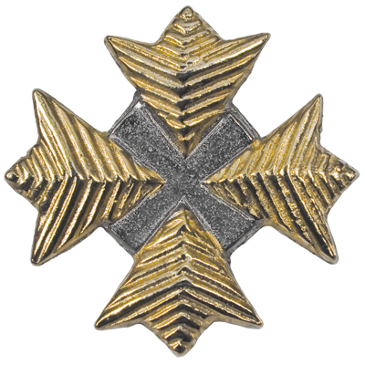 Rear Admiral Rank Pin