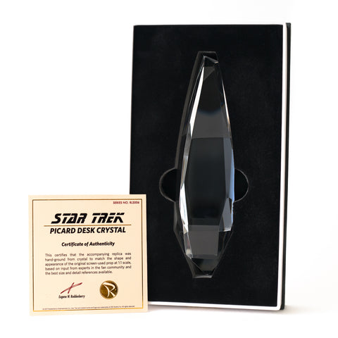 Picard Desk Crystal Prop Replica