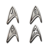Starfleet Division Badge (Command)