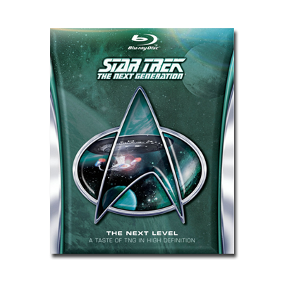 Star Trek: TNG The Next Level (Blu-Ray)