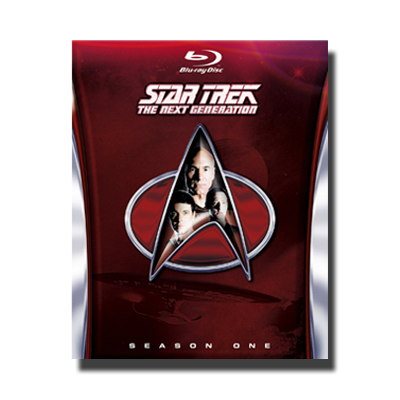 Star Trek: The Next Generation (Season 1) Blu-Ray