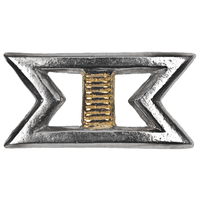 Lieutenant Commander Rank Pin