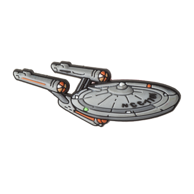 Star Trek Floppet (TOS Enterprise)