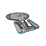Star Trek Floppet (Enterprise D)