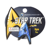 Star Trek Floppet (Command Insignia Blue)