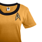 Star Trek Command Officer T-Shirt Dress