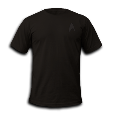 Star Trek Into Darkness Short Sleeve T-Shirt