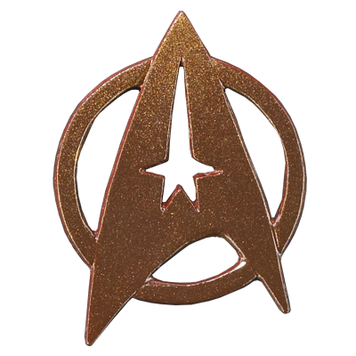 Federation Enlisted Rank Pin