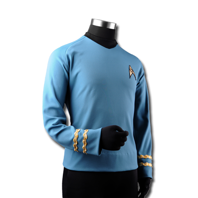 Star Trek Commander Spock Tunic Replica