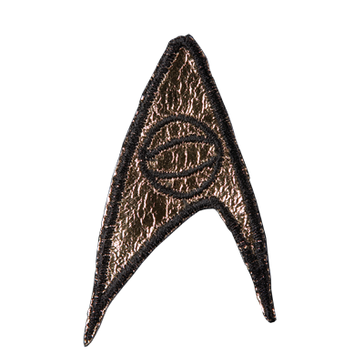 Science Officer Patch (Seasons 1 and 2)