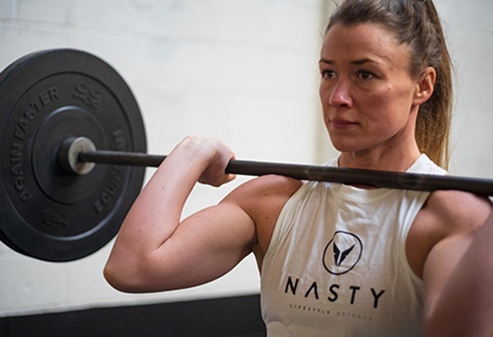 NastyTV presents… Hat Hewitt, owner and head coach at CrossFit Watford