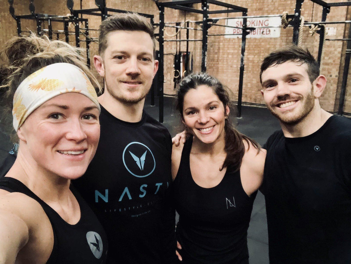 Team Nasty X Saxons - Smash it at Strength in Depth 2020