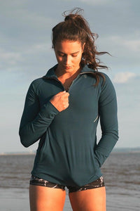 FORCE | 1/4 ZIP TRAINING TOP