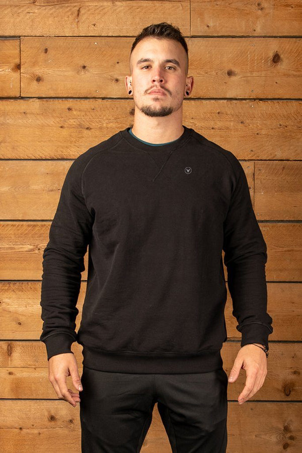 Nasty lifestyle sweater in black