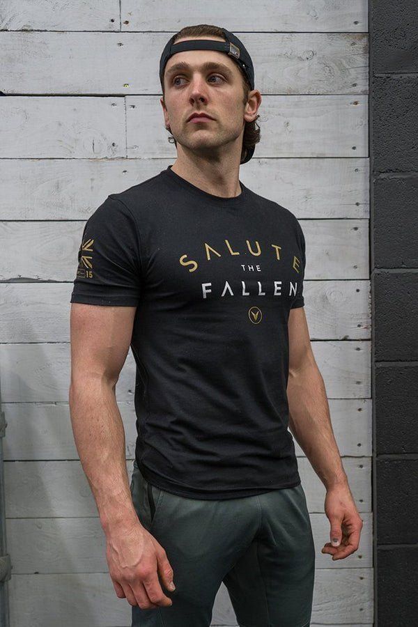 Nasty Lifestyle salute the fallen Training T-shirt