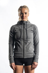 SPEED FULL ZIP HOODY