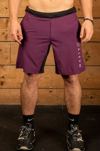 Prune CrossFit training short with leg vents