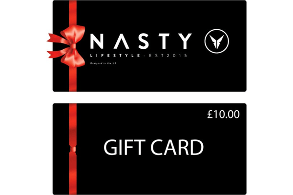 Crossfit & Fitness Gift Card Gift Card Nasty Lifestyle