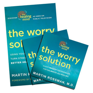 Worry Solution Workshop with Dr. Rossman