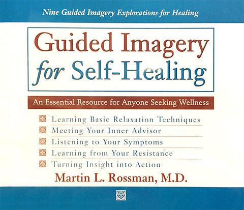 Guided Imagery for Self-Healing Audio Set