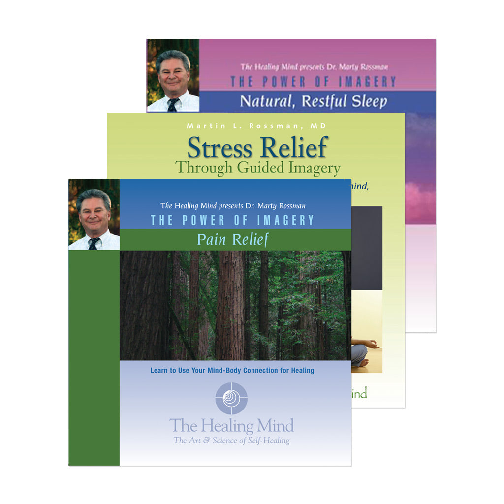 Healing Mind Pain Relief Kit