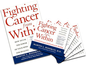 Fighting Cancer from Within Book and 5 CD Set