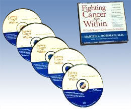 Fighting Cancer From Within 5 Audio CDs