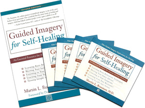 Guided Imagery for Self-Healing Book and 4 CD Guided Imagery Set