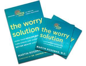 The Worry Solution: Book and 2CD Guided Experience Set