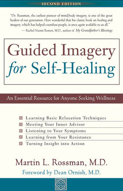 Guided Imagery for Self-Healing Book
