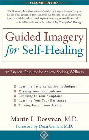 Guided Imagery for Self Healing Book
