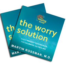 The Worry Solution: Guided Experience Audio Set